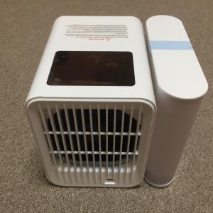 商品紹介|USBで使える卓上モデル冷風扇|HOMFUL コンパクト冷風扇