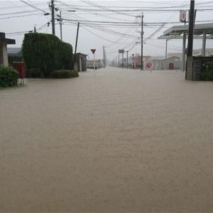 ちょうど1年前の自分|九州豪雨による災害派遣