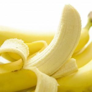 焦げ茶のバナナ