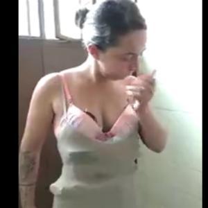 面会と称して刑務所内にスマホを持ち込もうとした女性