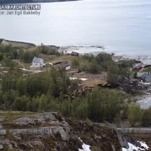 ノルウェーで起きた地滑り「集落が1つ消滅した…」