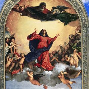 8月15日はバイエルンとザールランドのみの祝日 - 聖母マリア被昇天祭