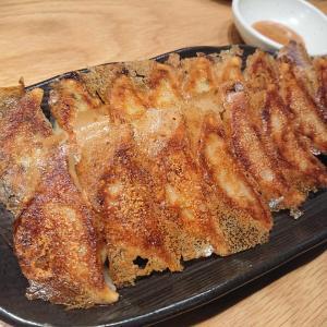 銀座 歩兵 恵比寿店(舞子さんが食べる小さい餃子を食べる)