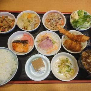 万松(大須観音近くの老舗和食店で色々ランチ)