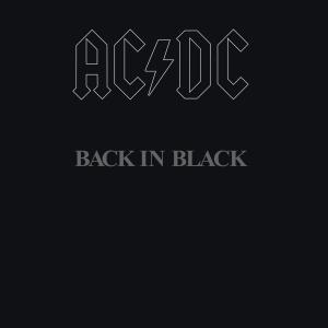 """AC/DC """"Back in Black"""""""