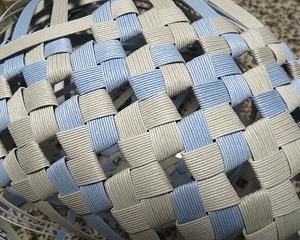 扇形バスケット6、思ってたのと違う色合いに・・・