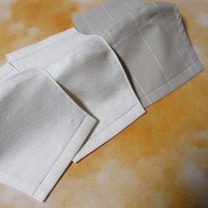 この布どうかな・・・で、試作 & リクエストに応えて