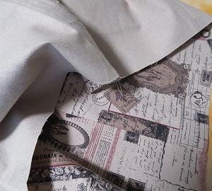 この布ぜんぶ使う予定で。