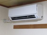 和室にエアコン付いたら扇風機壊された・・・(半分以上愚痴。)