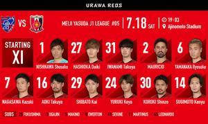 2020明治安田生命J1リーグ 第5節 vs FC東京(A)