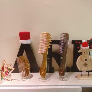 クリスマスの飾り付けとインターホンチェンジ!