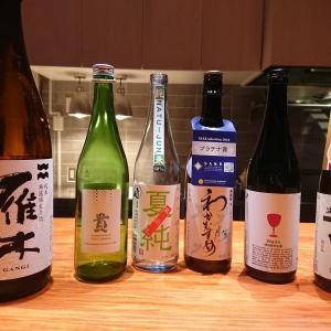 日本酒とフレンチのペアリング