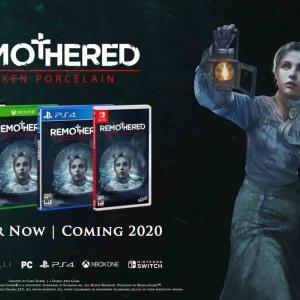 サバイバルホラー『Remothered: Broken Porcelain』が8月25日に発売!主人公は女の子、山荘の中ので起きる様々な恐怖【Future Games Show 2020】
