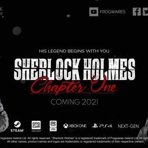 Sherlock Holmes: Chapter One が2021年に発売!Steam・PS4などに対応!シャーロック・ホームズがイケメンww【Future Games Show 2020】