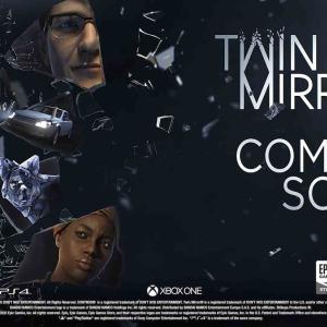 新作アドベンチャーゲーム『TWIN MIRROR』の動画公開!PCゲーム・PS4・XboxOneで発売予定!【PC Gaming Show 2020】