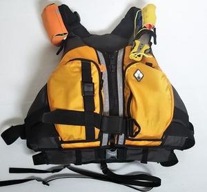 ライフジャケットの安全備品