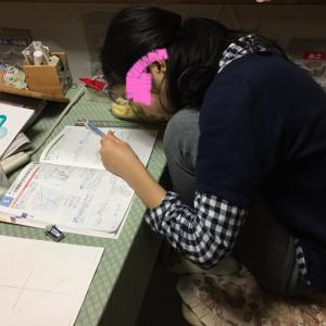 2018/12/11  自立気分と勉強の遅れ