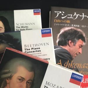 ピアニストで指揮者のアシュケナージ氏が引退しました〜私にとって思い出の多いピアニストです