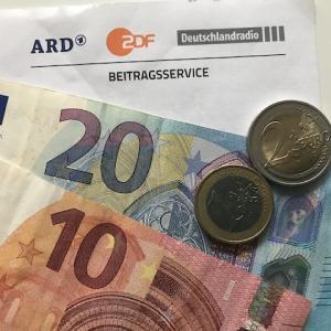 ドイツの公共放送受信料が値上がりするんですって