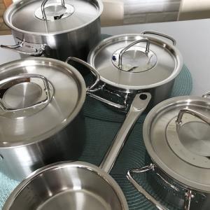 鍋を買いかえました〜フィスラー(Fissler)の鍋