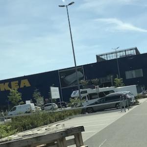 IKEAに久しぶりに行きました〜コロナ禍の夏休み