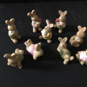 100捨てチャレンジ4〜ウサギの置物
