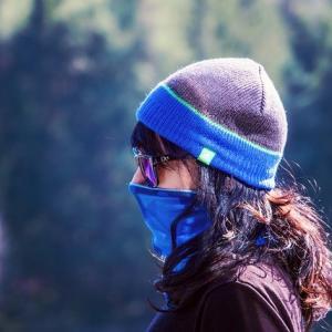 コロナ新規感染者数が激増して休暇中止で帰宅ですって〜マスク着用義務