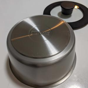 お鍋とキッチン道具の見直し記録。