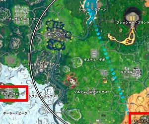 【Fortnite】目まぐるしく変化するマップに付いて行けない【ゲーム動画】