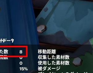 【Fortnite】自己記録更新!!1試合8キル!!【ゲーム動画】