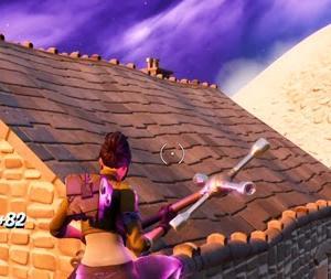 【Fortnite】久し振りにワンショットプレイ【ゲーム動画】
