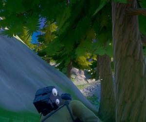【Fortnite】渓谷での混沌としたヤグラ戦【ゲーム動画】