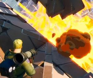【Fortnite】残り弾丸約50発・・・追い撃つか逃げるか【ゲーム動画】