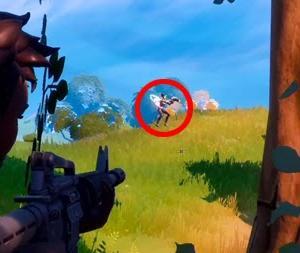 【Fortnite】2人がかりで強敵を撃ちまくったが・・・【ゲーム動画】