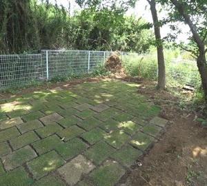 【DIY動画】掘削から芝を敷く迄を動画でまとめてみた【庭作り】