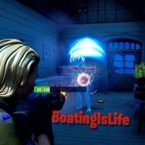 【Fortnite】敵なかなかの強敵3人やっつけたぞ【ゲーム動画】