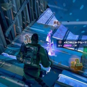 【Fortnite】メカニカルショックウェーブボウ大活躍【ゲーム動画】