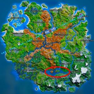 【Fortnite】釣り場消滅で新ルート開拓【ゲーム動画】