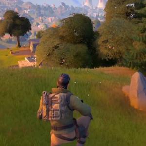 【Fortnite】敵の奇襲を一瞬で蹴散らす【ゲーム動画】