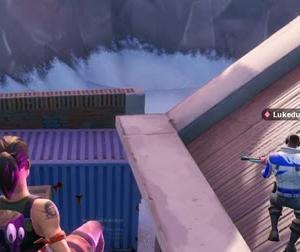 【Fortnite】嫌がらせするプレイヤーにムカつきながらプレイ!【ゲーム動画】