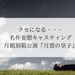 クセになる名作妄想キャスティング・月組別箱公演『月雲の皇子』