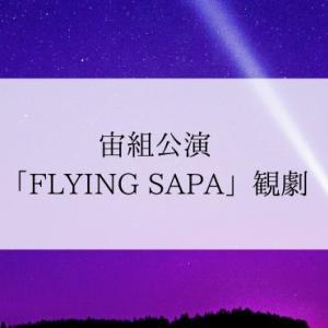 宝塚歌劇団宙組公演「FLYING SAPA」観劇