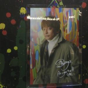 元SMAP・香取慎吾さんの個展・ルーヴルにて