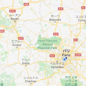 ジャンヌダルク終焉の地・Rouenルーアン