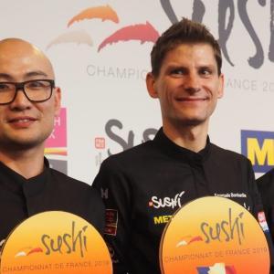 フランスのSUSHI コンクール2019