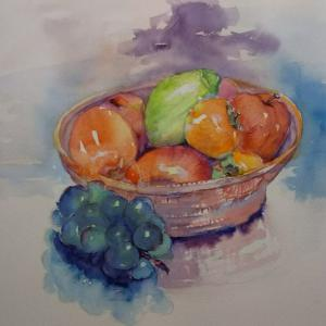 静物 果物