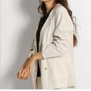 入学式にも♪ニコアンドとユニクロのジャケットが値下げ!