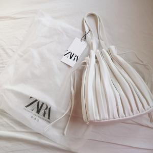 【ZARA】待望のバッグが予想以上だった話とセール情報