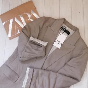 【ZARA 】一目惚れして買ったアイテム
