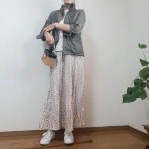 【ZARA 】一番使えるロングスカート